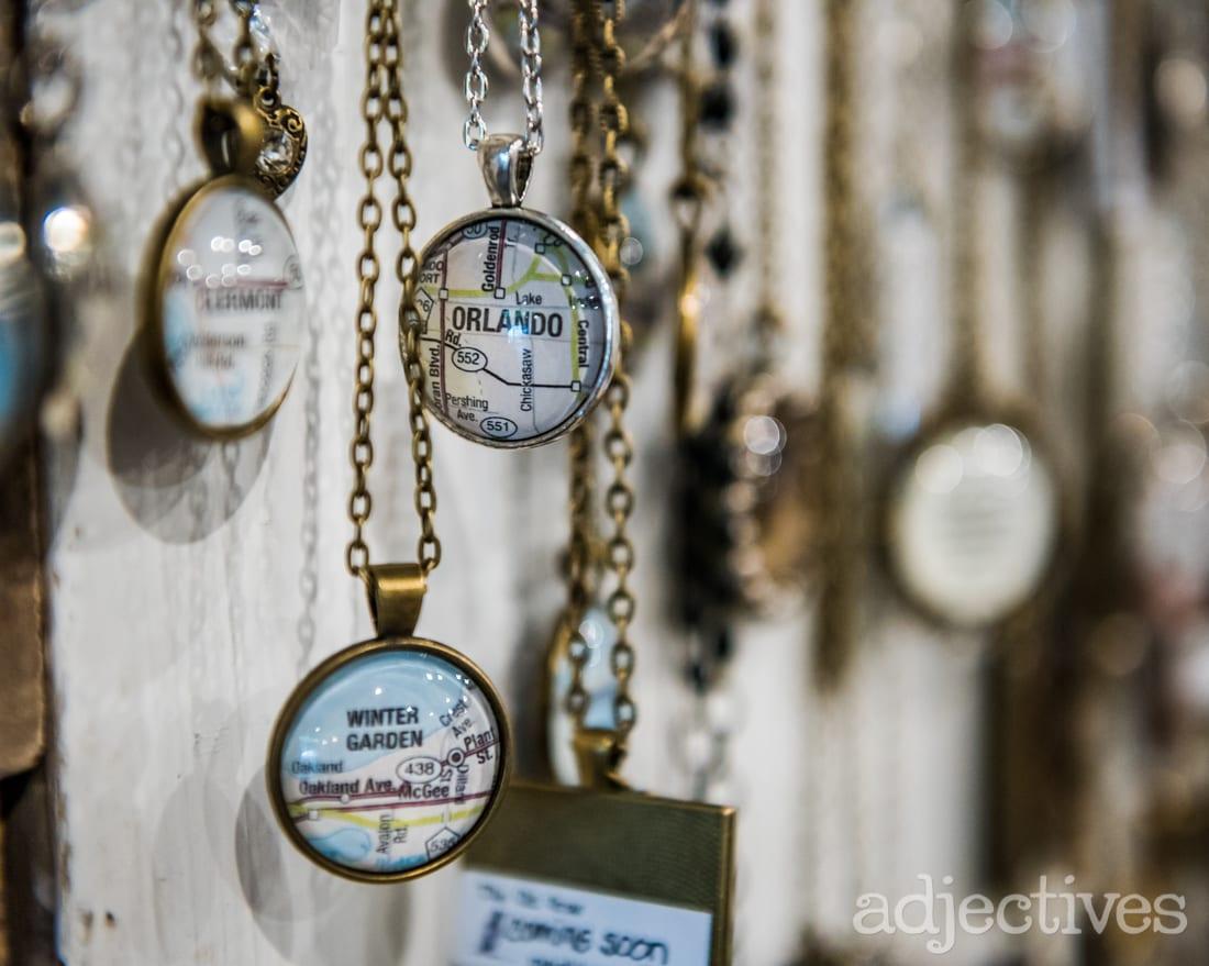 Adjectives Market Local Community