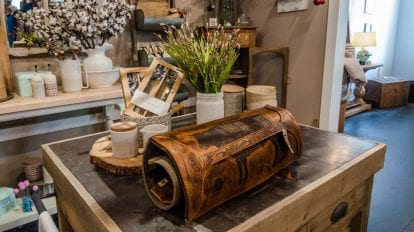 Adjectives Winter Garden New Arrivals by Butcher and Baker