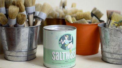 Saltwash - A Paint Addititve