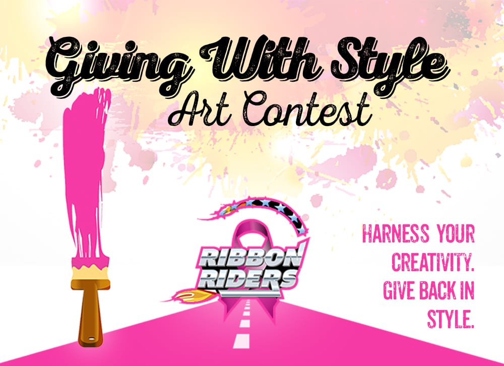 Giving With Style Art Contest