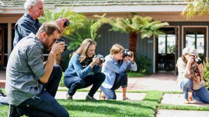 dslr photography class