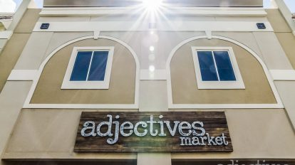 The history of Adjectives