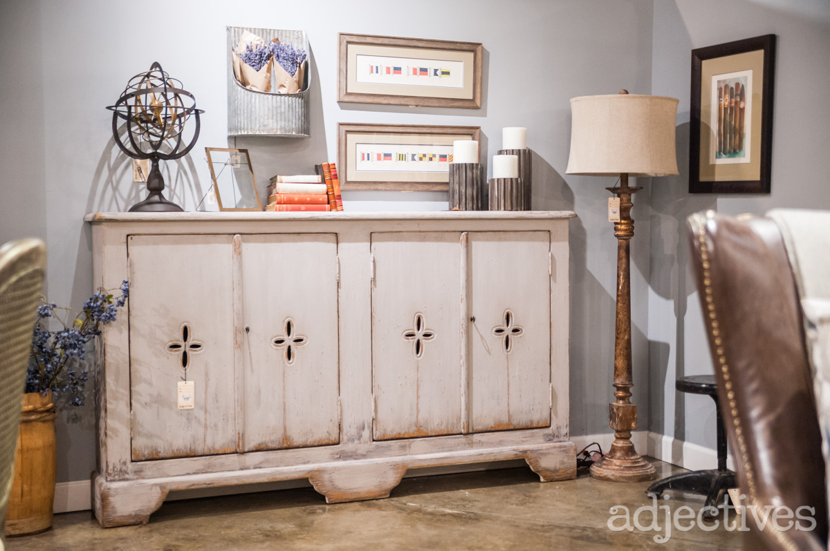 Rustic Sideboard in Adjectives Altamonte