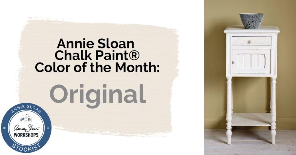 April Color Of The Month Annie Sloan Chalk Paint Original